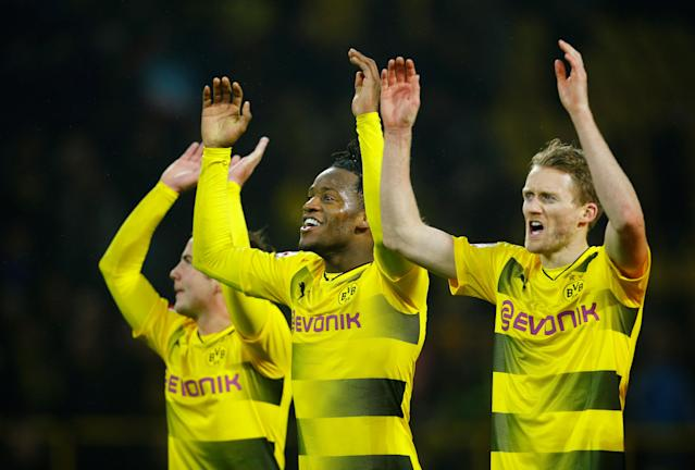 Will Borussia Dortmund and the Bundesliga force Michy Batshuayi to grow up?