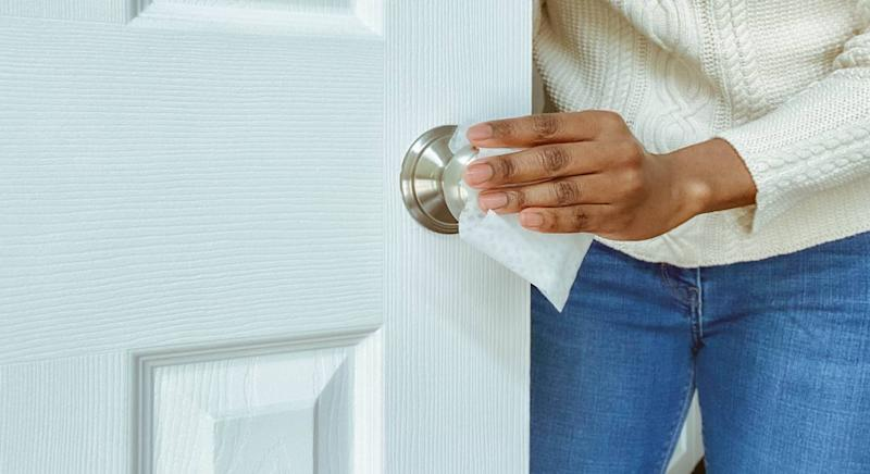This viral TikTok gadget allows you to be totally touch free. (Getty Images)