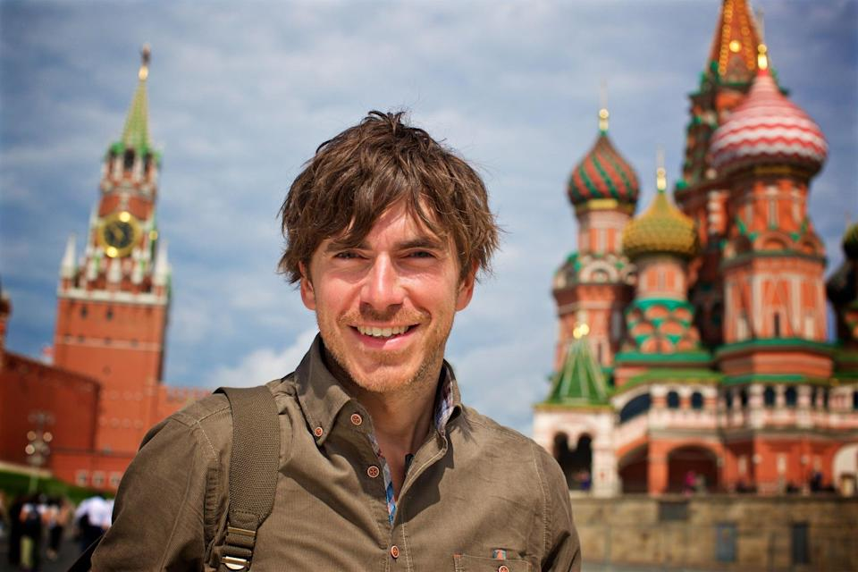 The one where…he's detained by the KGBBBC/Jonathan Young