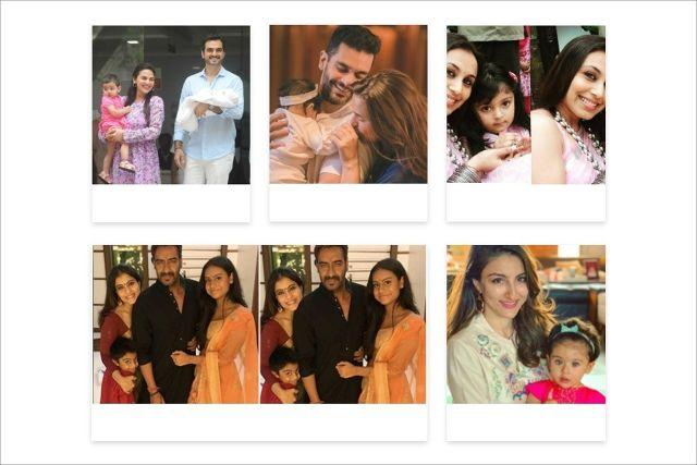Here's What Bollywood Stars Talk About Their Motherhood Journey.