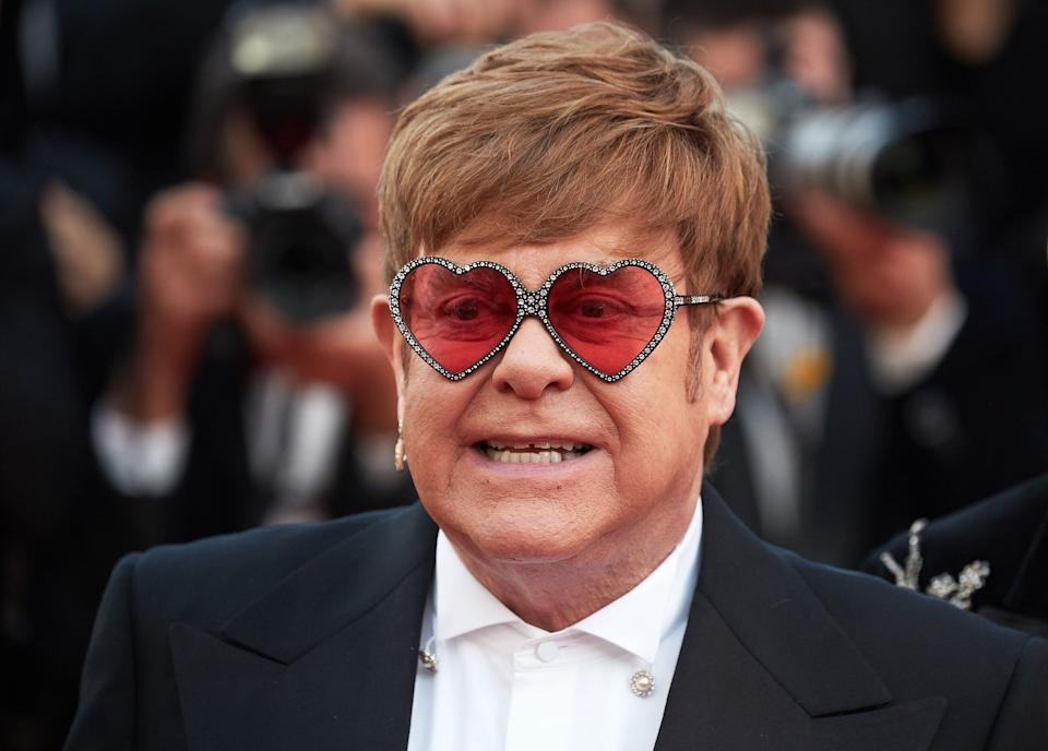 Sir Elton John is among more than 100 music stars who have hit out at the government (Photo: Oleg Nikishin via Getty Images)