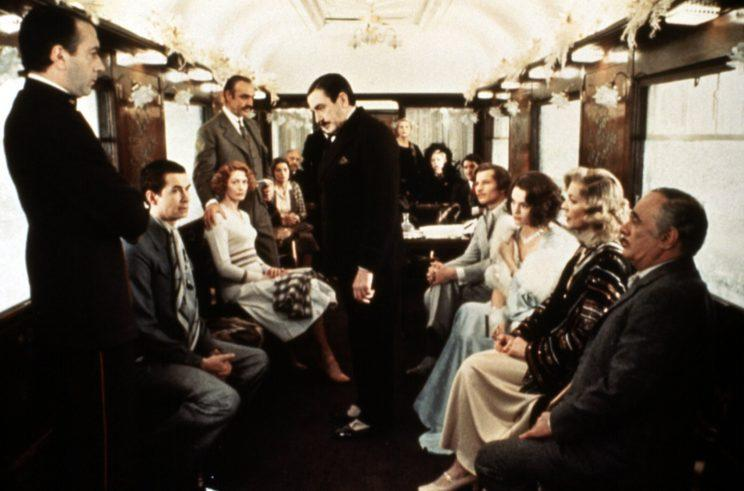 Assassinio sull'Orient Express film 1974