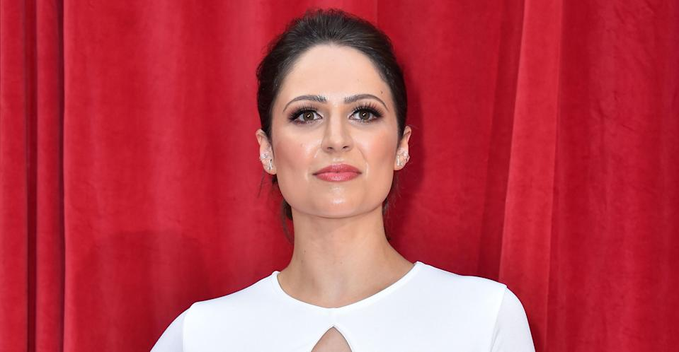 The Corrie actress says she was harassed by a well-known director. (PA Images)