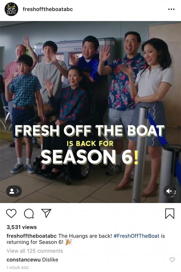 Constance Wu Rage Tweets in Wake of 'Fresh Off the Boat' Renewal: 'F