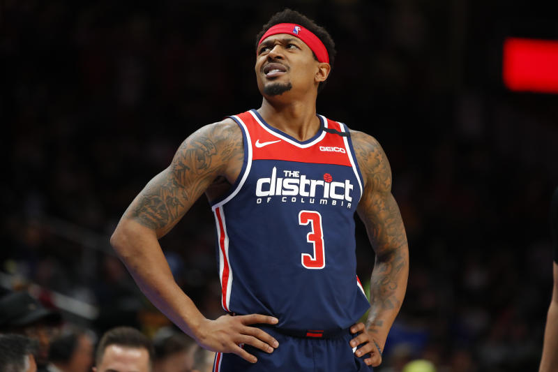 Despite averaging nearly 29 points per game, Wizards star Bradley Beal was not named an All-Star this season.
