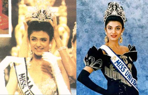 Miss Universe – She marked her identity in the history of India by bagging the title of Miss Universe in India in the year 1994. She also won the International crown as well and did our country proud. She was just 18 years old and the world already knew about the beautiful Sushmita Sen.