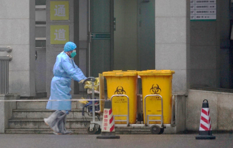 Science Says China Outbreak Virus