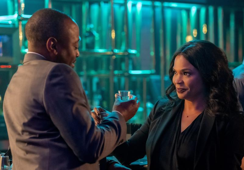 """Fatal Affair"" stars Nia Long as a married woman who has an intimate encounter with an old friend (Omar Epps) and then learns he has a dark side."