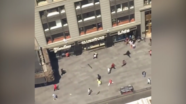arial-view-of-times-square-car-crash-scene