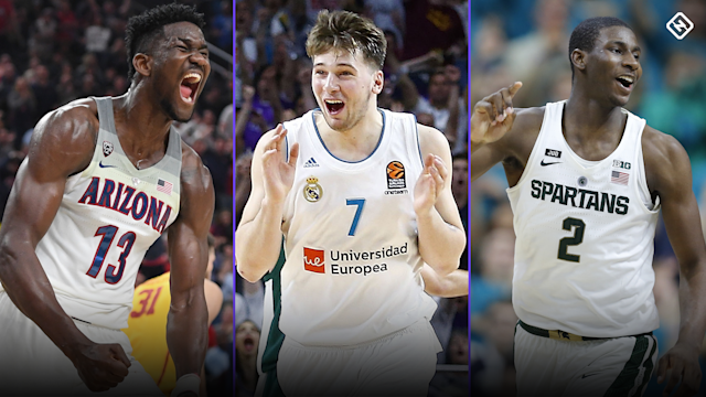 NBA Draft day is here, and we're so excited, we're bringing you our final installment of the Mock Draft. (These picks will certainly all be correct.)