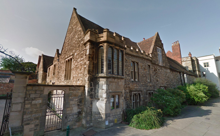 <em>An inquest to Ms Barbour's death is being held at Lincoln Cathedral Centre (Google)</em>