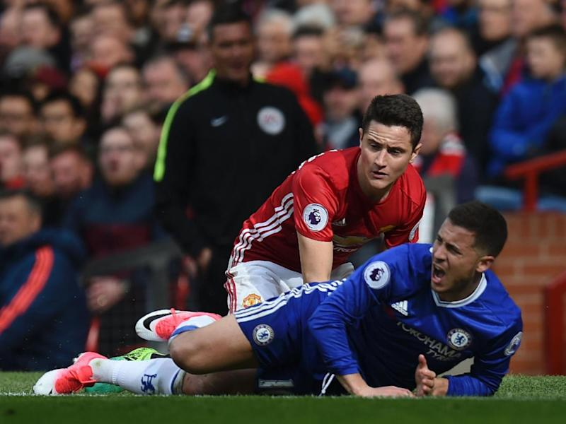 Herrera marked Hazard out of the game (Getty)