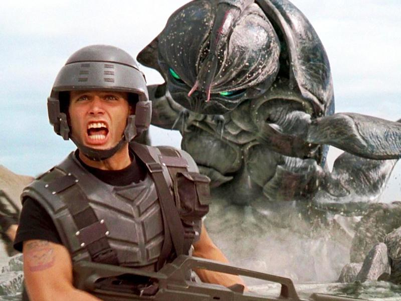 Starship Troopers Sony