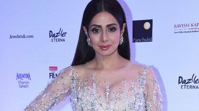 Sridevi passed away in Dubai after suffering a cardiac arrest.