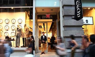 Hugo Boss Has Record Year As US Demand Grows