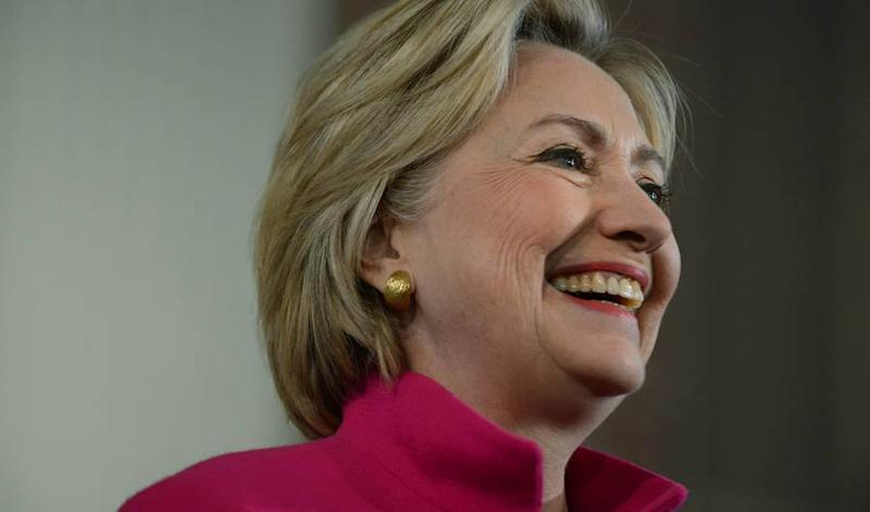 Hillary Clinton Says She Will Investigate UFOs and Area 51 to