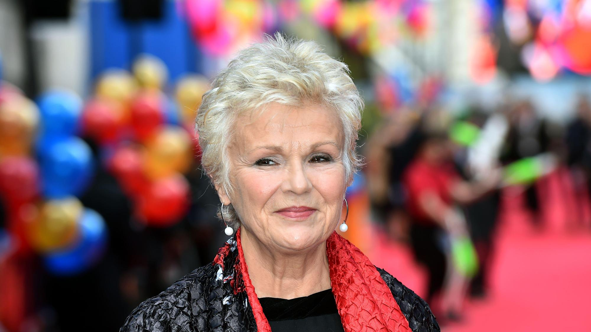 Connect with nature to improve your mental health, says Dame Julie Walters