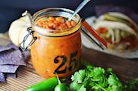"""<p>Now you can fulfill your pumpkin craving during Mexican night, too.</p><p><strong>Get the recipe at </strong><strong><a href=""""http://www.littlefiggy.com/pumpkin-salsa/"""" rel=""""nofollow noopener"""" target=""""_blank"""" data-ylk=""""slk:Little Figgy"""" class=""""link rapid-noclick-resp"""">Little Figgy</a>.</strong></p>"""