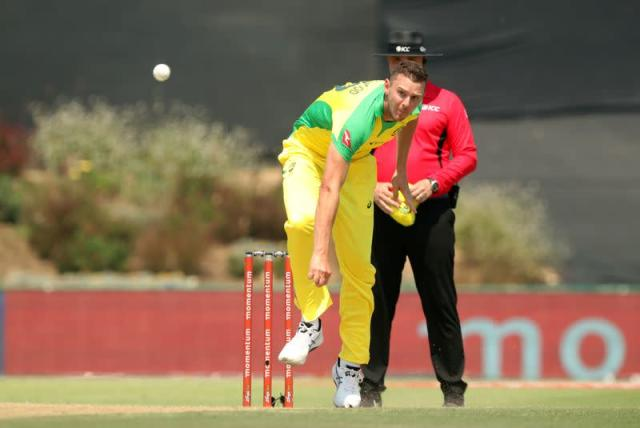 South Africa v Australia - First ODI
