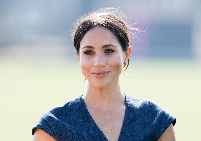 "Meghan Markle Says She ""Naïvely"" Ignored Warnings That Tabloids Would ""Destroy"" Her Life"