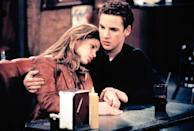 "<p>If you didn't learn about love and heartache watching Cory and Topanga grow up together on <em>Boy Meets World</em>, then you need to head right to Disney+ and get educated. Mr. Feeny!!!</p> <p><a href=""https://cna.st/affiliate-link/dFXfBmxeUoMhFmiLTN8bpqZwB68RXEwQsYCYXtbbxWnkdew2nMTVA99cm9AVWtLVGYnZsnY8j3kYhFEWFwPpYb7hu98GmHsST4X1CogZ5S5Szad6jPYMnnUAyCkD?cid=602d295c63ef14de644d9a0f"" rel=""nofollow noopener"" target=""_blank"" data-ylk=""slk:Watch now on Disney+"" class=""link rapid-noclick-resp""><em>Watch now on Disney+</em></a> </p>"