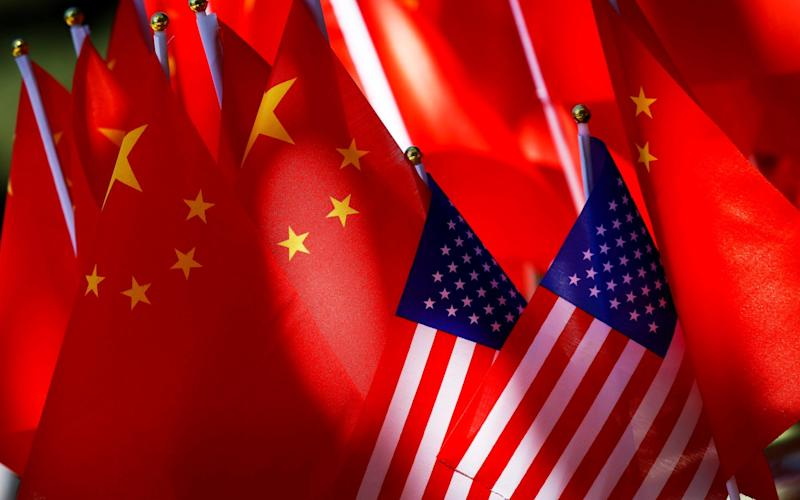 The American Chamber of Commerce in China says Beijing will 'dig its heels in' after U.S. tariff hikes - AP