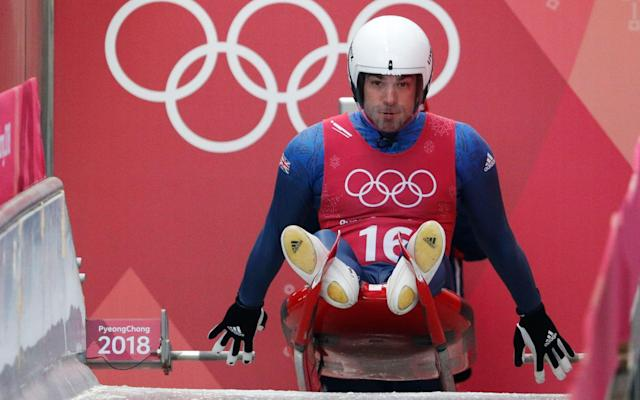 Adam Rosen finished 22nd in Pyeongchang, despite self-financing most of his career - REUTERS