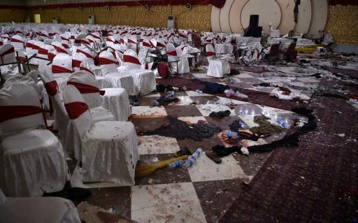 The death toll from an Islamic State attack on a Shia wedding party in Afghanistan has reached 80, officials said