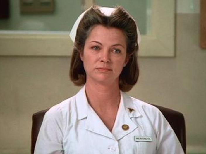 nurse ratched one flew over the cuckoo's nest