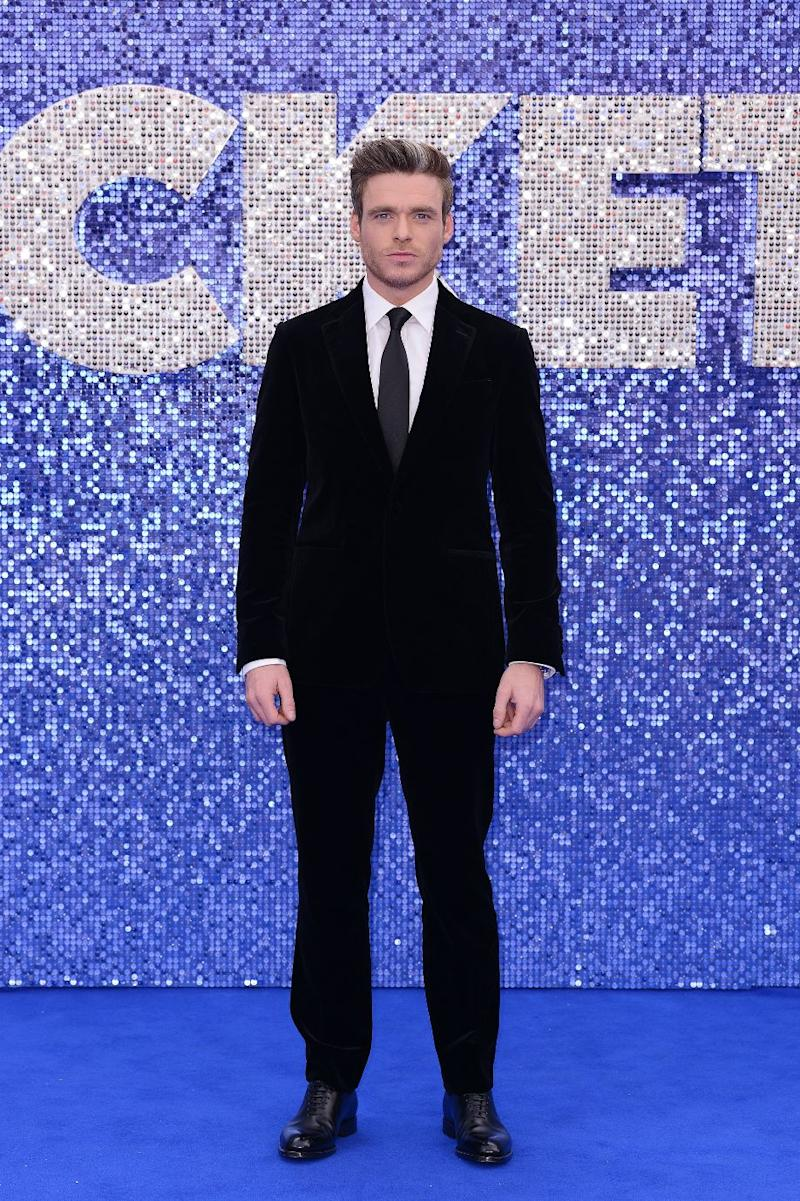 Richard Madden at the 'Rocketman' premiere. [Photo: Getty]