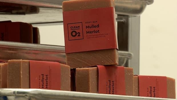 Products made from captured CO2 are not a cure-all for climate change, but they can help decrease the amount of emissions released into the air, says Jaeson Cardiff, founder of CleanO2, a company that specializes in turning CO2 emissions from industrial furnaces and boilers into material for soaps and detergents.