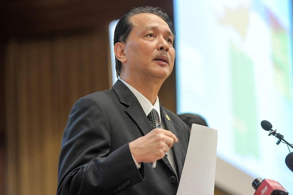 Malaysia's Health DG has been named among the 'top doctors' in the world in April this year. ― Picture by Shafwan Zaidon