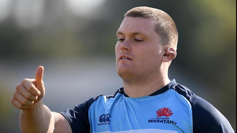RUGBY WARATAHS TRAINING
