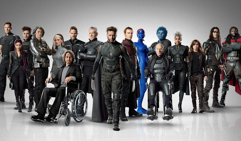the x men cast who has the most successful film career