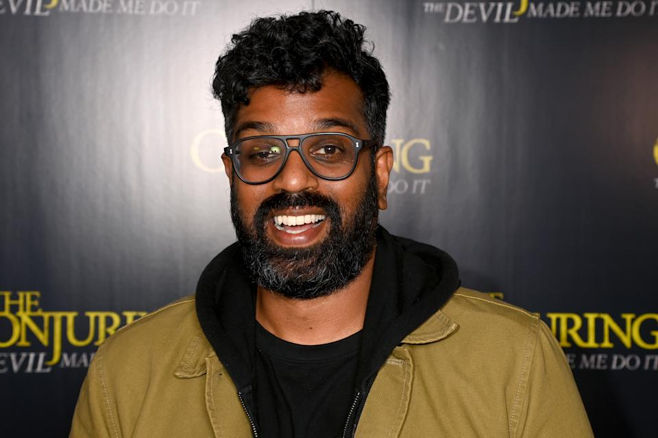 Romesh Ranganathan is hosting the new 'Weakest Link'. (Photo by Dave J Hogan/Getty Images for Warner Bros)