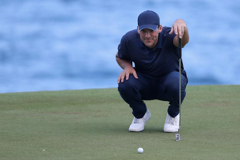 Tony Romo's latest PGA Tour appearance could cause him to miss a big NFL game