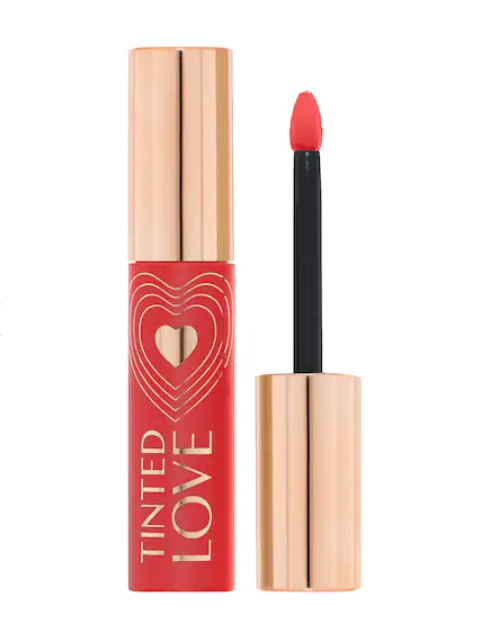 """<h2>Lip & Cheek Stain </h2><br><strong><h3>Charlotte Tilbury Tinted Love Lip & Cheek Stain</h3></strong><br>Along with the rise in lipstick, we've seen a <a href=""""https://www.refinery29.com/en-us/2021/06/10495011/summer-blush-trend-2021"""" rel=""""nofollow noopener"""" target=""""_blank"""" data-ylk=""""slk:new wave of blush happening this summer"""" class=""""link rapid-noclick-resp"""">new wave of blush happening this summer</a>. Use this new hybrid tint from Charlotte Tilbury on your lips, then dab a little on your cheeks, too.<br><br><strong>Charlotte Tilbury</strong> Tinted Love Lip & Cheek Stain - Look of Love Collection, $, available at <a href=""""https://go.skimresources.com/?id=30283X879131&url=https%3A%2F%2Fwww.sephora.com%2Fproduct%2Fcharlotte-tilbury-tinted-love-lip-cheek-stain-look-love-collection-P472457"""" rel=""""nofollow noopener"""" target=""""_blank"""" data-ylk=""""slk:Sephora"""" class=""""link rapid-noclick-resp"""">Sephora</a>"""