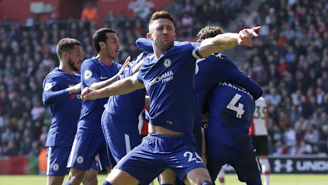 Gary Cahill fell from favour for club and country in March but is relishing the challenge with the FA Cup and a World Cup spot up for grabs.