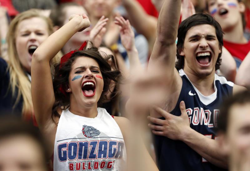 Gonzaga? Tiny school with the funny name plays NC for title