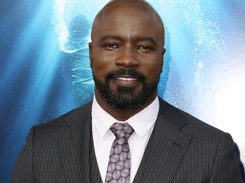 mike colter april 2019