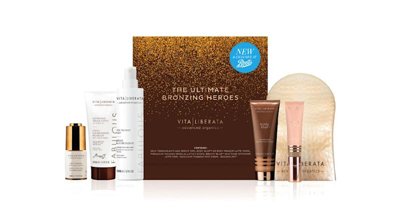 Vita Liberata The Ultimate Bronzing Heroes