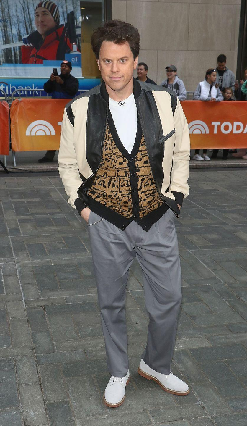 """<p>Bueller, BuellerBroadcaster Willie Geist attends the NBC """"Today"""" Halloween 2018 at Rockefeller Plaza on October 31, 2018 in New York City.</p>"""