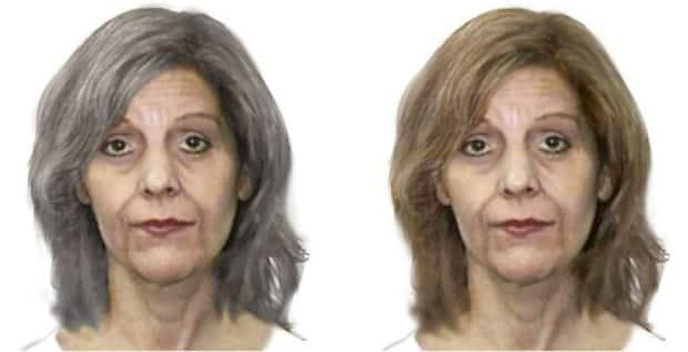 Toronto police have released sketches of what missing woman Anne-Marie LaForest would look like today in the hope that someone will recognize her. (Toronto Police Service - image credit)