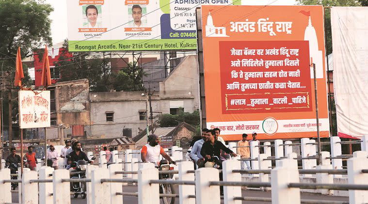 Constituency watch: In Dhule, Hindu Rashtra versus Shariat dominates talk this election season