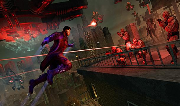 Saints Row IV 'Meet the President' Trailer