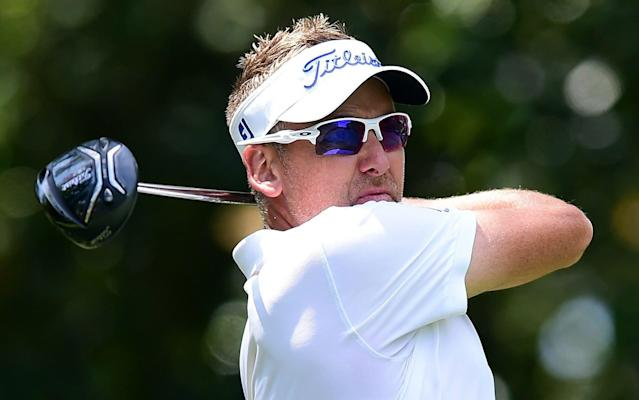 Poulter is famous for his confidence but he has admitted that this deluge of derision got to him - Getty Images North America