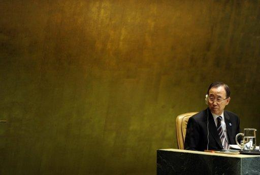 UN Secretary General Ban Ki-moon has been named as the winner of this year's Seoul Peace Prize