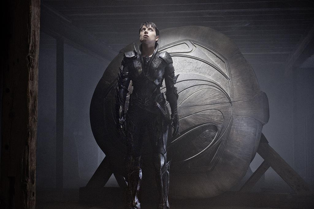 ANTJE TRAUE as Faora-Ul in Warner Bros. Pictures? and Legendary Pictures? action adventure ?MAN OF STEEL,? a Warner Bros. Pictures release.