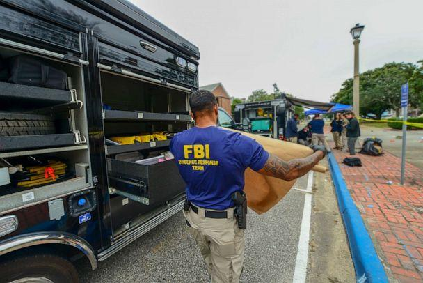 PHOTO: The FBI has dedicated resources from their Joint Terrorism Task Force and criminal investigative programs to the NAS Pensacola shooting investigation. (FBI)