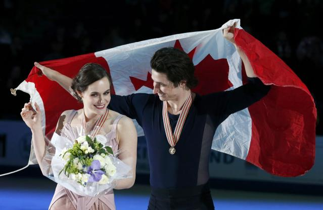 <p>The pair will try to add to the medal haul in the ice dancing competition later next week. </p>